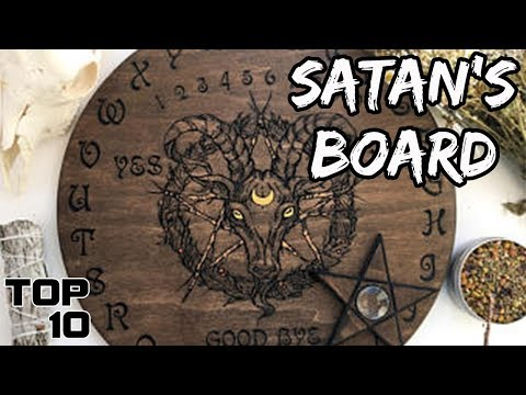 Top 10 Scary Ouija Boards That Destroyed Lives - Part 2
