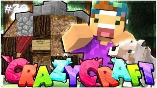 THE MYSTERY SHACK! | EP 38 | Crazy Craft 3.0 (Minecraft Youtuber Server)