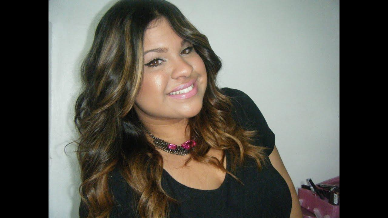 Trigüeña con pelo negro o castaño oscuro - oriettabock.com