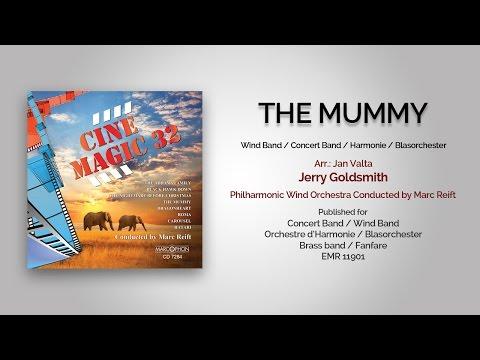 Marc Reift - The Mummy (Jerry Goldsmith, Arr.: Jan Valta)