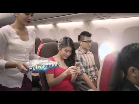 Malindo Air Economy Class