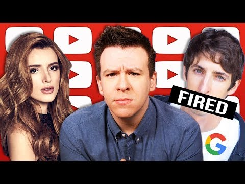 WOW! Google Sued For Discriminating Against White Men and Bella Thorne's Abuse Story Makes Waves...