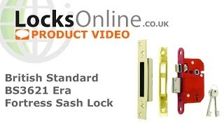 ERA FORTRESS SASH LOCK BS3621   LocksOnline Product  Review