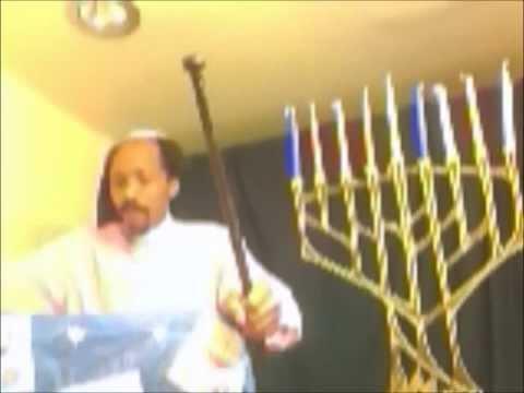 Ateliers Bezalel du Millenium  Les Juifs Montagnards Batutsi  Lecon Inaugurale   par Prof  Bwejeri