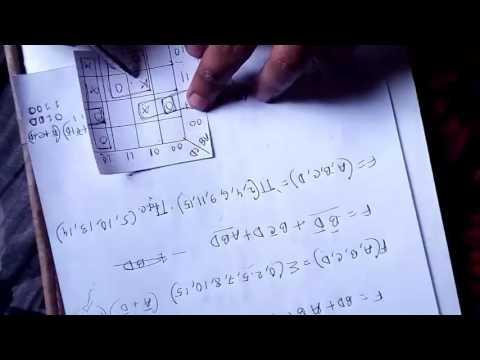 Don''tcare Position in K-map bangla tutorial | karnough map | k-map |
