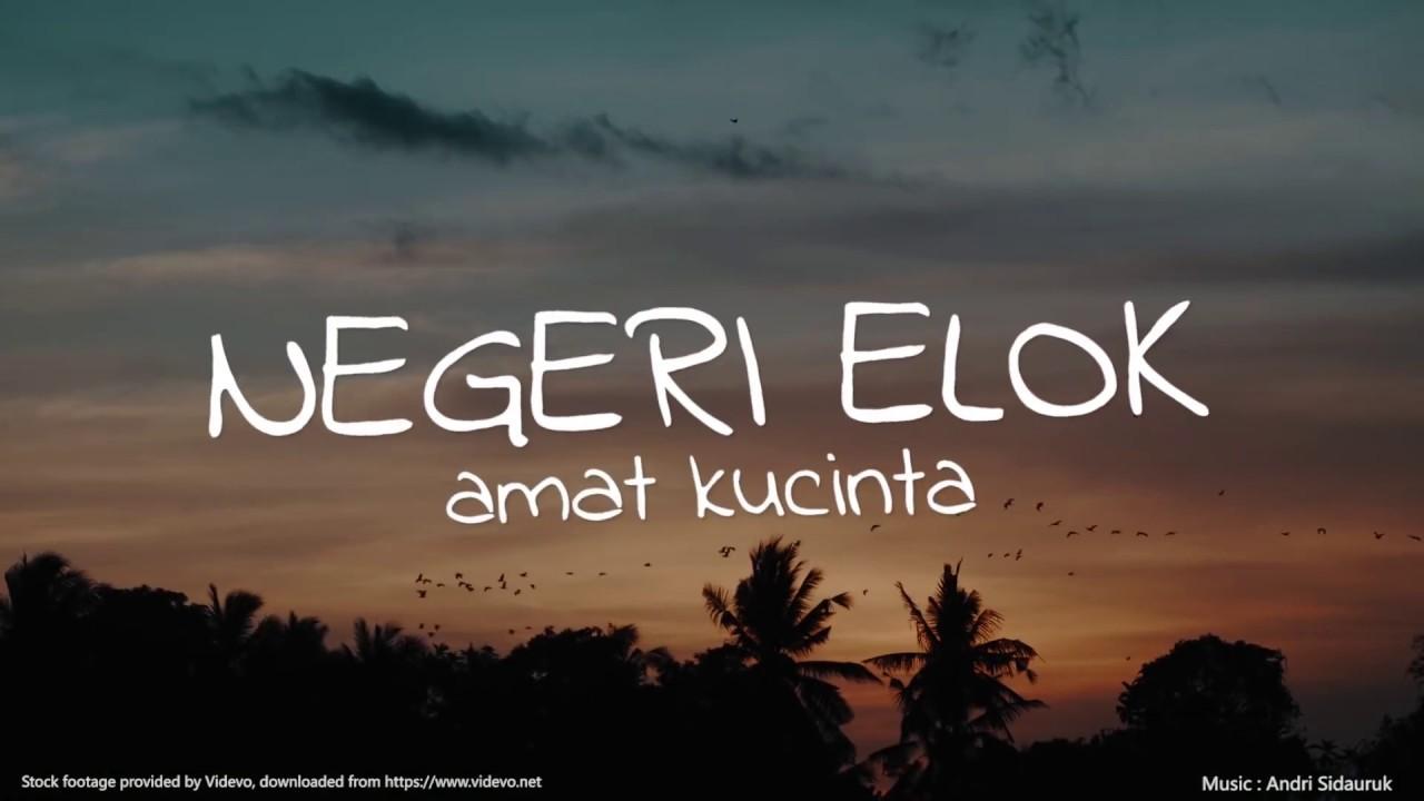 Lirik Lagu Wajib Nasional Dan Chord Rayuan Pulau Kelapa Ciptaan