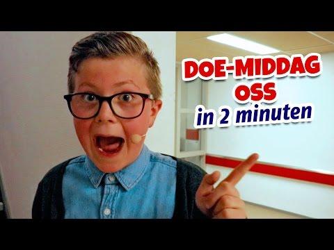 WE GAAN HEM LATEN SCHRIKKEN! (Vlog) - Kinderen voor Kinderen