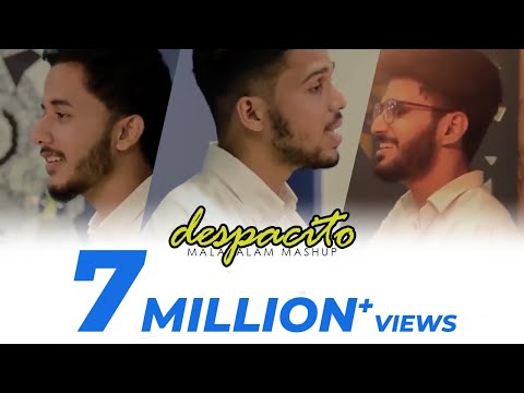 ZAFAR - Despacito Malayalam Mashup (Official Music Video)