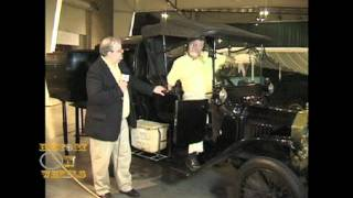 History on Wheels:  1915 Model T Ford on a 1916 Camperbox