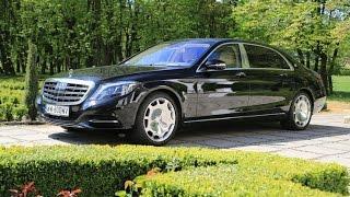 Mercedes-Maybach S600 - superoferta dla wybranych