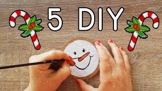 Yılbaşı ve Doğum Günü için Hediye Fikirleri! DIY Christmas Gifts