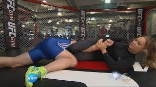 Comedian Tom Kelly vs. UFC Champ Ronda Rousey