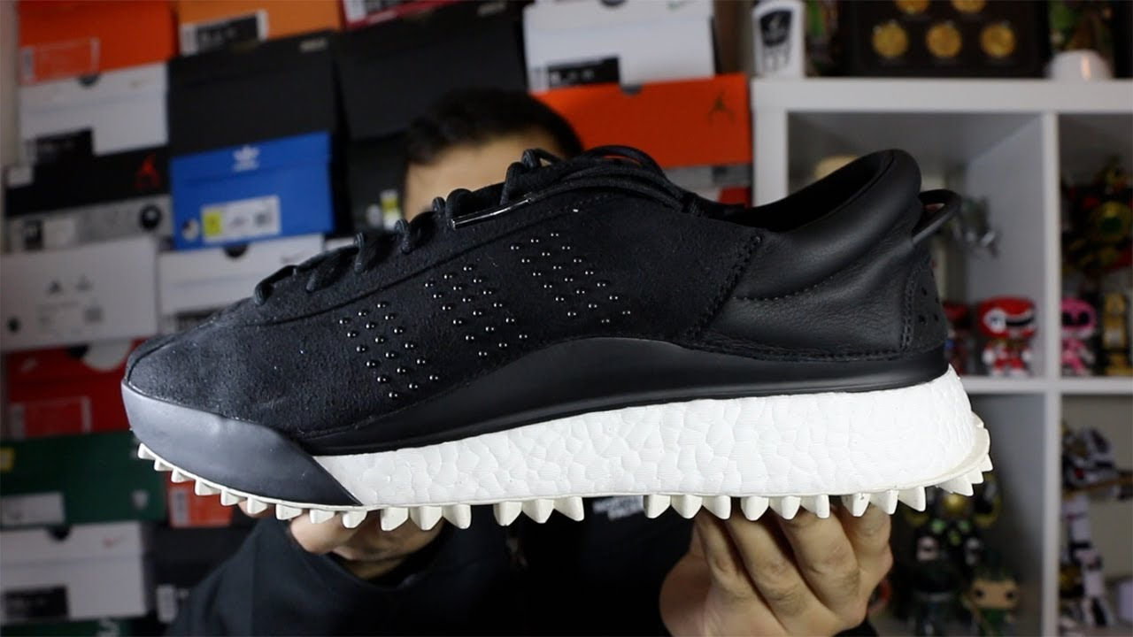 sale retailer f8466 d7408 Adidas X Alexander Wang Hike Lo Black Review!