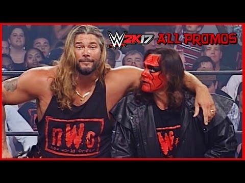 WWE 2K17 - All Promos