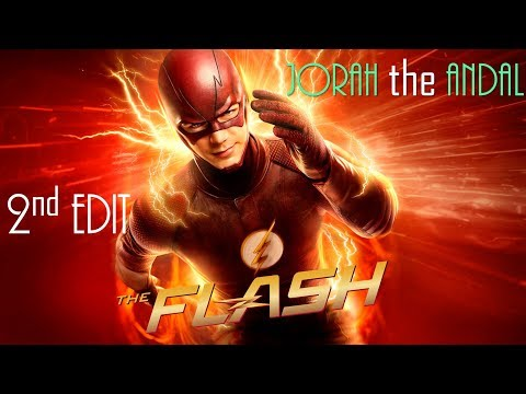 The Flash - Forward Medley (Season 3 Soundtrack) Second Edit