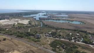 видео Южный берег Цимлянского водохранилища