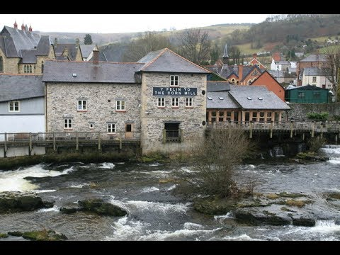 Places to see in ( Llangollen - UK )