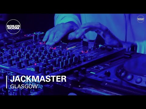Jackmaster Boiler Room Glasgow DJ Set