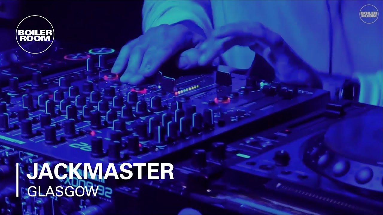 Jackmaster Boiler Room Glasgow DJ Set