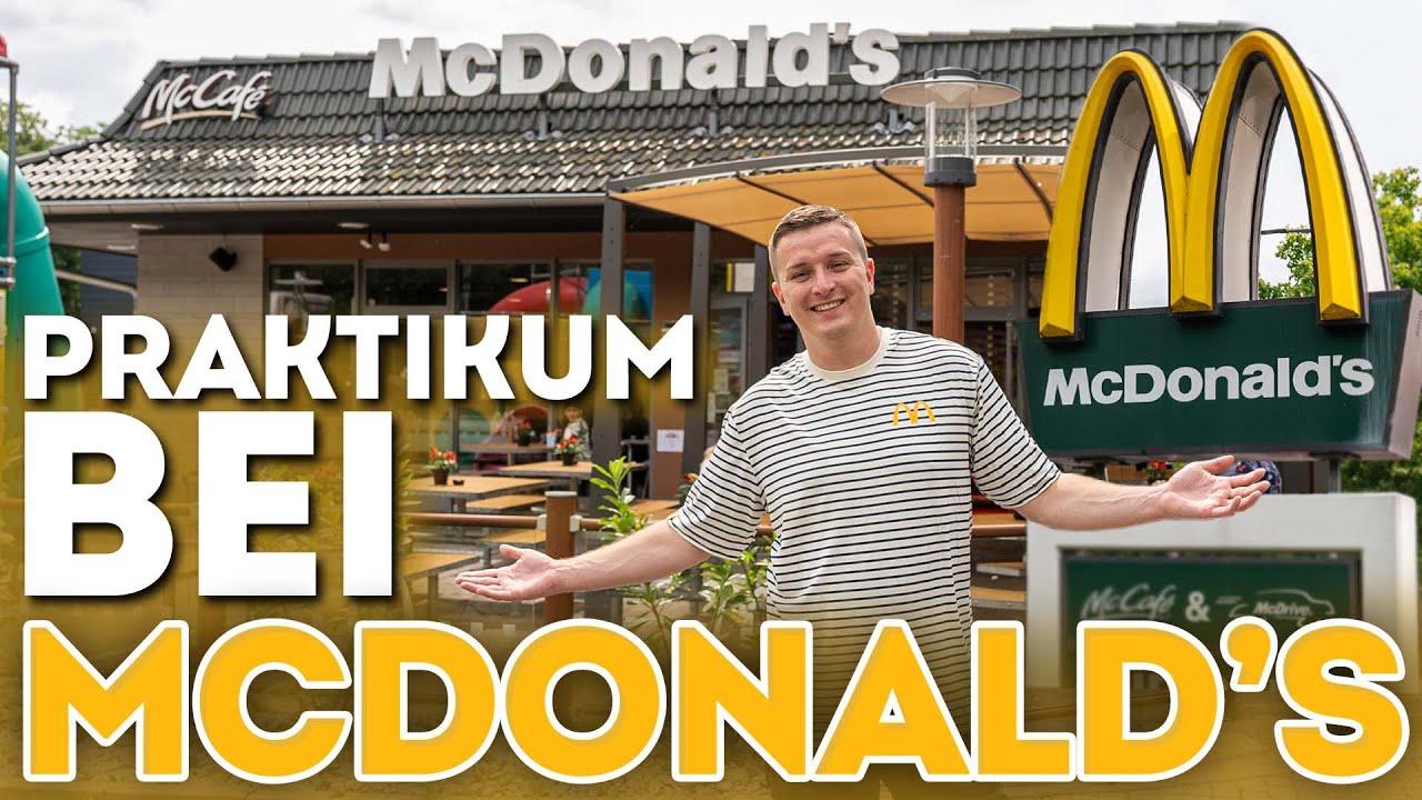 Download Praktikum bei McDonald's !!!