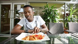 BROWN'S CAFE - Africa on a Plate LAGOS | The Africa Channel Clip