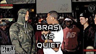 The Colosseum Battle League - Brasi vs Quiet - Domination