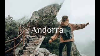 ANDORRA LA VELLA 1-day itinerary | weekend solo trip ⛰️