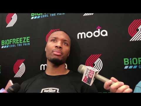 2018 NBA training camp opens: Sights, sounds from Portland Trail Blazers first practice