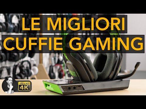 LE MIGLIORI CUFFIE PER VIDEOGIOCHI | BEST GAMING HEADSET
