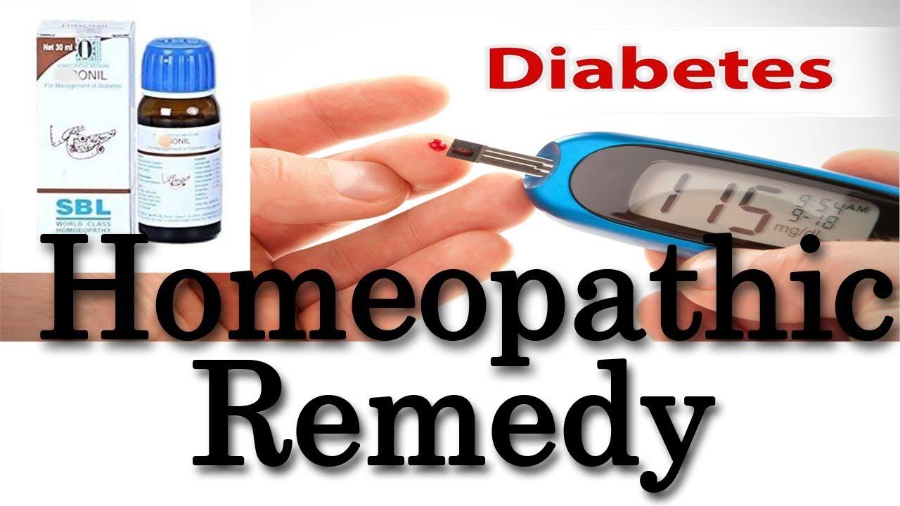 Homöopathie bei Diabetes mellitus