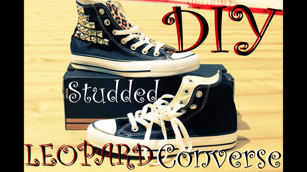 Come Colorare Le Scarpe diy: come colorare le converse: sfumate, arcobaleno e galaxy