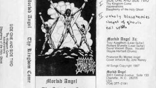 Morbid Angel - Blasphemy Of The Holy Ghost (Thy Kingdom Come - Demo)