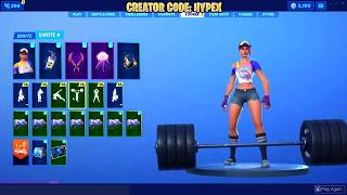 The NEW FREE *SEXY* SUMMER SKINS in FORTNITE Season 9! (BEACH BOMBER, SWIMSUIT)