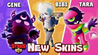 The Best Ever NEW SKIN Ideas Brawl Stars 2019 🌈 Full 26 Brawlers