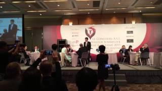 石田博|第3回アジア・オセアニア最優秀ソムリエコンクール ファイナル