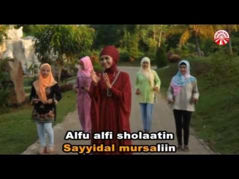 Rieda Fairooz - Sholawat Qubro [Official Music Video]