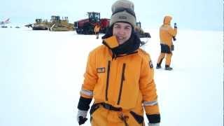 Visit to Australian Antarctic Territory