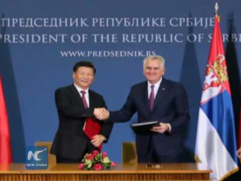 China, Serbia upgrade partnership