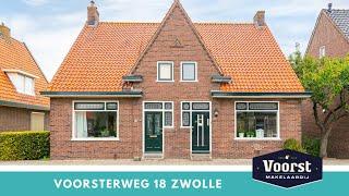 Jaren dertig woning Westenholte Zwolle Voorsterweg