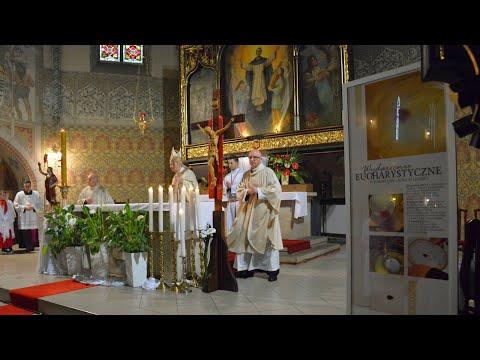 Thế Giới Nhìn Từ Vatican 21/4 – 27/04/2016: Phép lạ Thánh Thể tại Balan