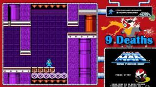 Megaman: Super Fighting Robot Blind/Buster Only/No E-tank Run - Part 02 - Wizard Man