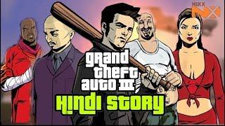 GTA 3 Story explained in HINDI - GTA III storyline summarized  in hindi