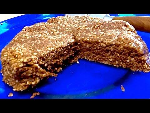 Chocolate Halva - raw organic treat