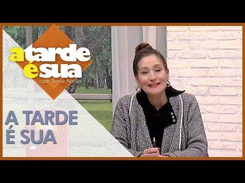 A Tarde é Sua (04/06/18)   Completo