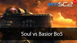 TvT - Soul vs Basior -b5- Półfinały FantasyEXPO Challenge