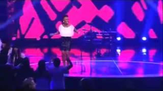 Idols South Africa 2013 Zoe gave her take on Jackson 5