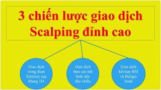 3 chiến lược giao dịch Scalping trong thị trường Forex dễ dàng - Nguyễn Bảo Linh Official
