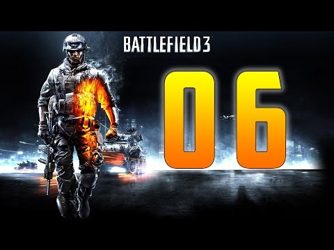 Battlefield 3:  Mission 6  Thunder Run! 1080p 60FPS No Commentary