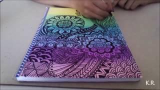 Idea para cuaderno | Mandalas MP3