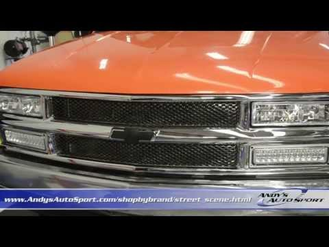 Aftermarket Grilles And Grille Inserts - Presented By Andy's Auto Sport